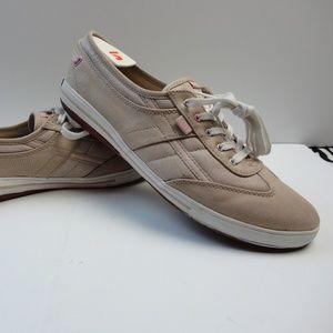 Keds Ortholite Tan Walking Shoes Womans Size 9